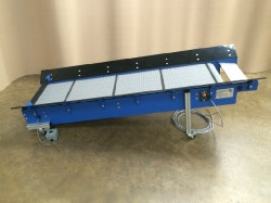 incline remote reverse conveyor