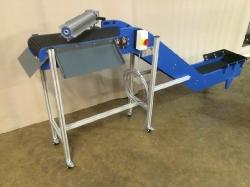 paddle separator conveyor